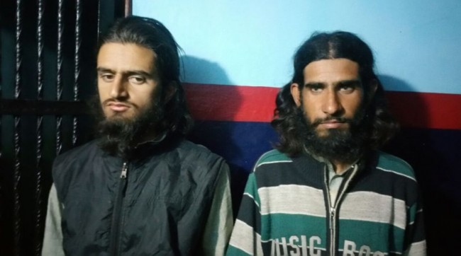 Two Militants involved in killing of SSB jawan arrested