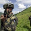 'Brief exchange of gunfire in Lolab forests'