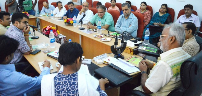 DIPR, CTD organize special GST workshop for newspaper managements