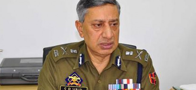 DGP promises job in J&K Police for Mr. Kashmir-2017 announces cash prizes to winners.