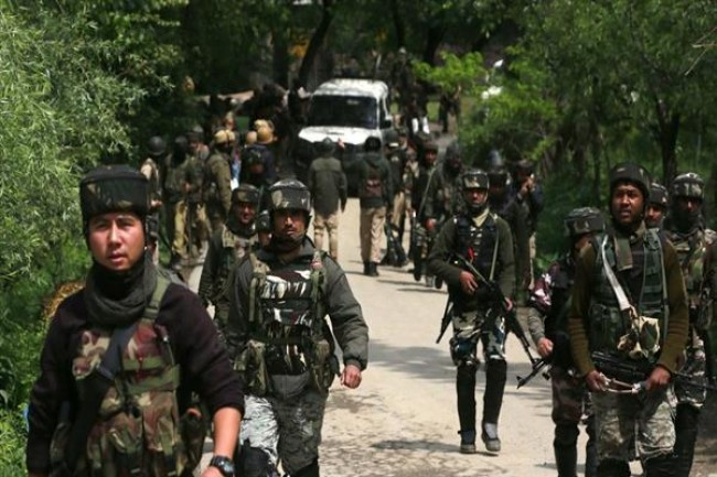 Cordon and search operation launched in Beighpora Awantipora