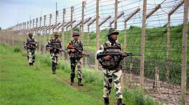 Capt injured, cross-LoC trade suspended