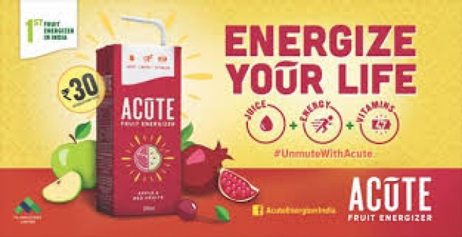 FIL Industries to Launch Acute Fruit Energizer