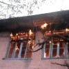 Fire breaks out in police station Beerwah, one injured