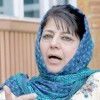 BJP trying to divide institutions of state: Mehbooba