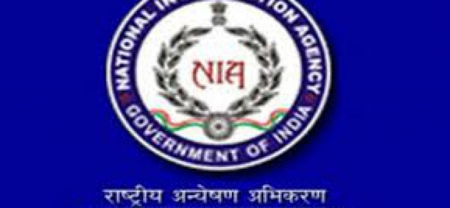 NIA arrests two for providing support to infiltrators in Kashmir