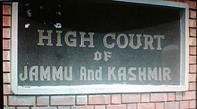 Jammu and Kashmir High Court quashes ongoing KAS (mains) examination