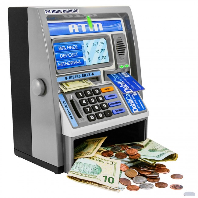 ATM machine containing cash stolen from Srinagar