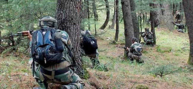 Militants open fire on security personnel near Awantipora Air Force Station in Jammu and Kashmir