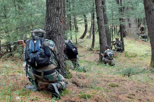 Army Foils Infiltration Bid In Jammu And Kashmir's Macchil Sector, Three MIlitants Killed
