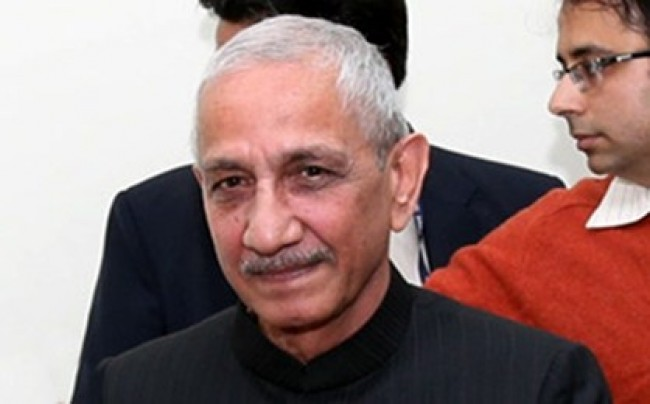 J&K Interlocutor Dineshwar Sharma, CAG Rajiv Mehrishi Among Top Contenders for Guv's Job