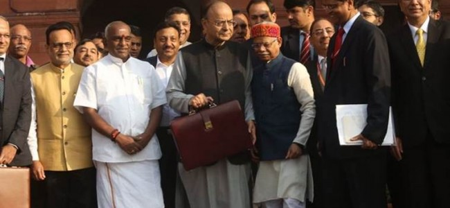 Union Budget 2018: Important budget's announcement