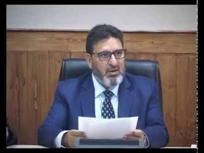 Education Minister Altaf Bukhari gets additional charge of Finance, Labour and Employment depts