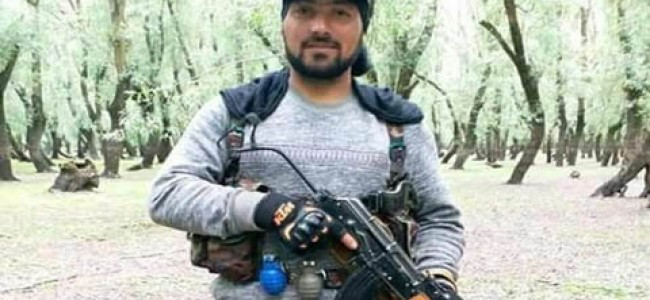 Missing Hajin youth joins militant ranks, gun-wielding picture surfaces on social media
