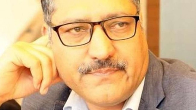 Kashmir Press Club pays tributes to Shujaat Bukhari