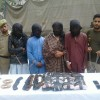 Sopore police busts forest smugglers gang; 19 accused persons arrested