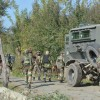 Three gunfights underway in north Kashmir; one militant killed