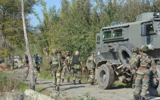 CASO continues in Shopian village for second day