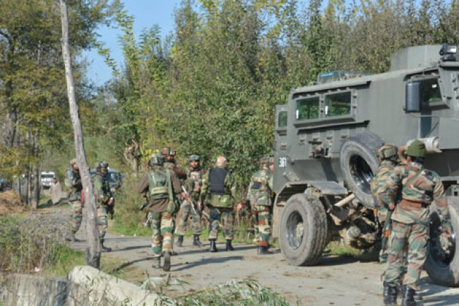 Forces launch searches in several villages of Pulwama, Shopian