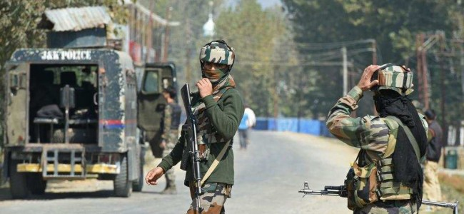 Bandipora incident: Amid shutdown, protests, clashes witnessed in Kashmir