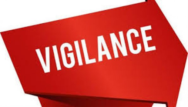 Vigilance arrests Dy Excise Commoner for taking Rs 2 lakh bribe