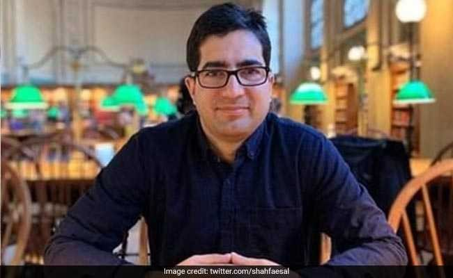 Now is time for resolution of Kashmir issue: Shah Faesal