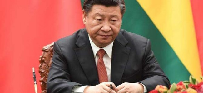 Chinese President Xi Jinping Orders Army To Be Ready for war