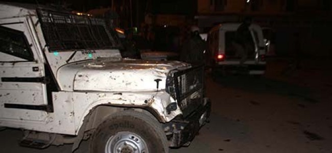 Two militants killed, three paratroopers injured in ongoing Baramulla gunfight