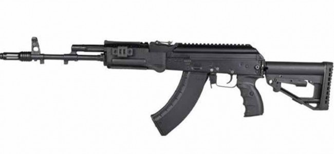 Indian Army to get AK-203, the latest derivative of legendary AK-47 assault rifle