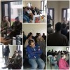 Srinagar Police met hotel/guest house owners & members of civil society at Police Station Rajbagh