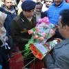Inspector General of Police Kashmir Zone Shri Swayam Prakash Pani-IPS today visited District Kupwara