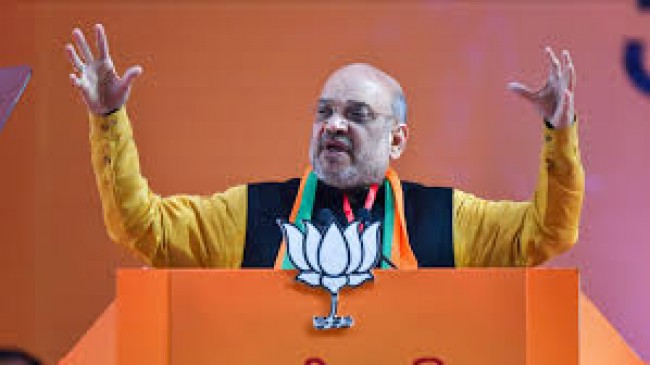 """""""Time Will Come When Sufis, Pandits Will Be Seen Together In Kashmir"""": Amit Shah"""