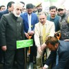 J&K Bank celebrates World Arbour Day, plants trees  It is in our best interests to contribute to the sustainability of our people: Parvez Ahmed