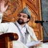 APHC believes Kashmir is lingering political issue that has to be resolved: Mirwaiz