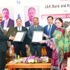J&K Bank inks MoU with NIT Srinagar, inaugurates refurbished Business Unit and 2 ATMs