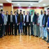 KTMF delegation calls on J&K Bank Chairman