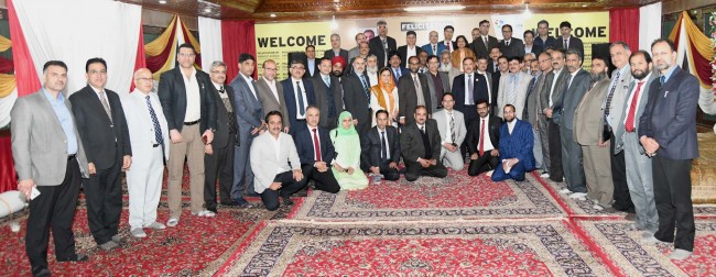 Aim for economic upliftment of people in state to realize the mission of the Bank:Parvez Ahmed to officers