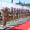 Darbar opens at Srinagar  Governor accorded ceremonial reception on his arrival at Civil Secretariat