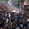 Braving rains, thousands attend funeral prayers of slain militant commander Zakir Musa