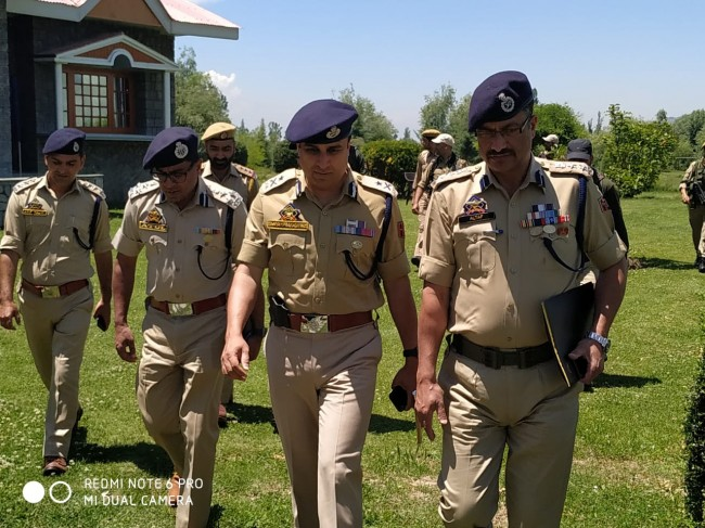 Multi-disciplinary group to monitor all major terror-related cases in J&K