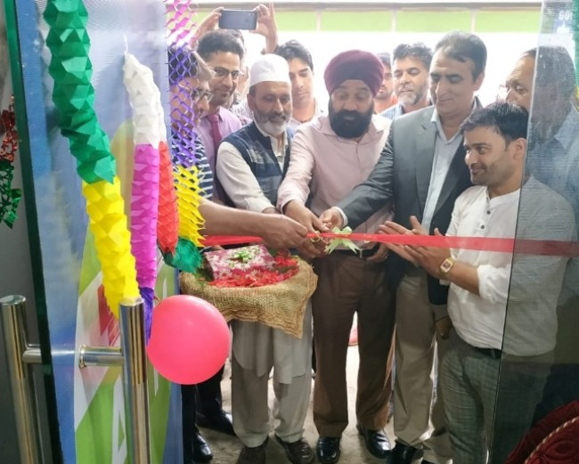 J&K Bank commissions ATMs at Seer-Jagir and Baaltal