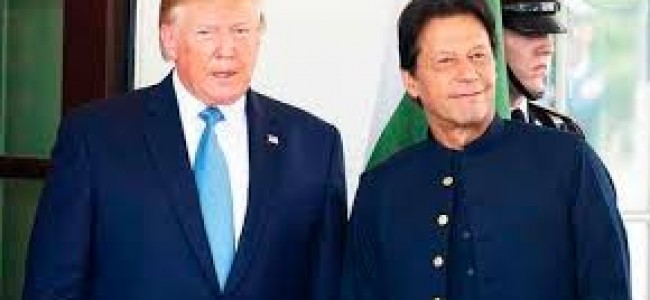 Trump says PM Modi asked him to mediate in Kashmir dispute, India denies claim