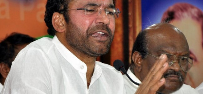 More than 50,000 temples to be surveyed in Kashmir for restoration: MoS Home Kishan Reddy