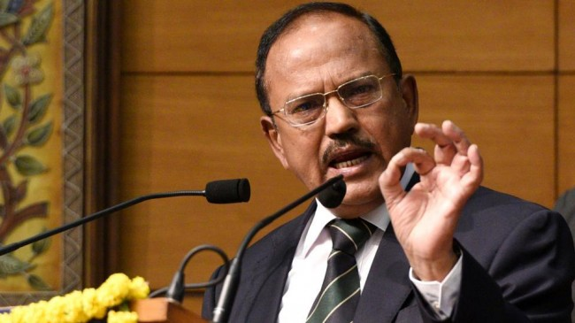 National Security Adviser Ajit Doval ready with India's new military doctrine