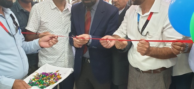J&K Bank Commissions a new Business Unit and two ATM's in Kishtwar