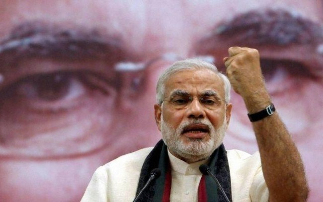 PM Modi dares Opposition to include special status for J&K in poll manifestos