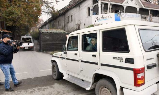 J-K admin shifts 34 political prisoners from hotel to MLA hostel