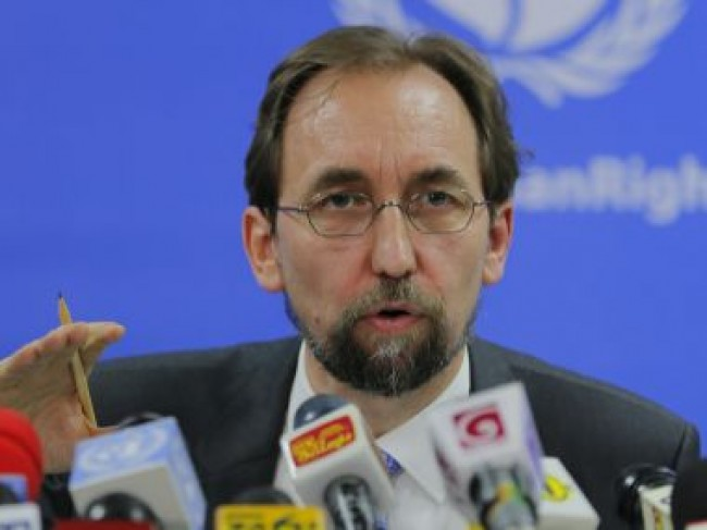 India rejects UN human rights chief Zeid Ra'ad al-Hussein's criticism on Rohingyas, Kashmir