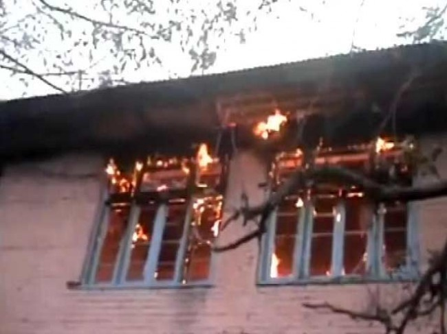 Fire guts two government offices in Beerwah