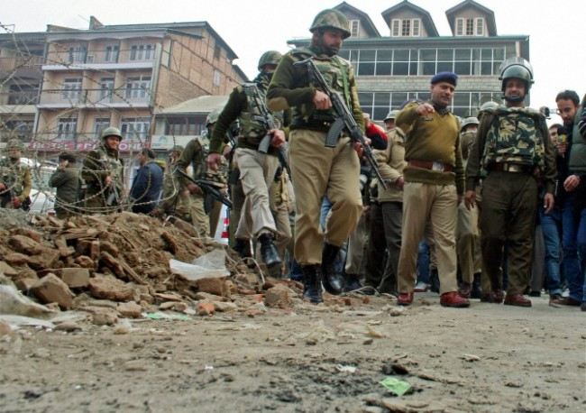 Spurt In Youth Joining Militancy In Kashmir In 2017